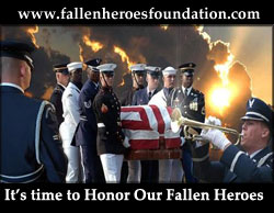 I support the Fallen Heroes Foundation